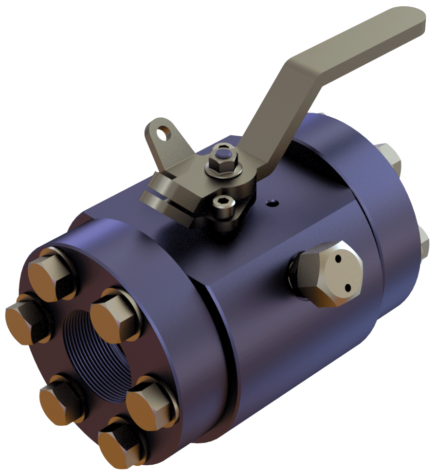 607 Ball Valves Image