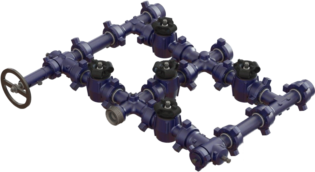 Cement Manifolds Image