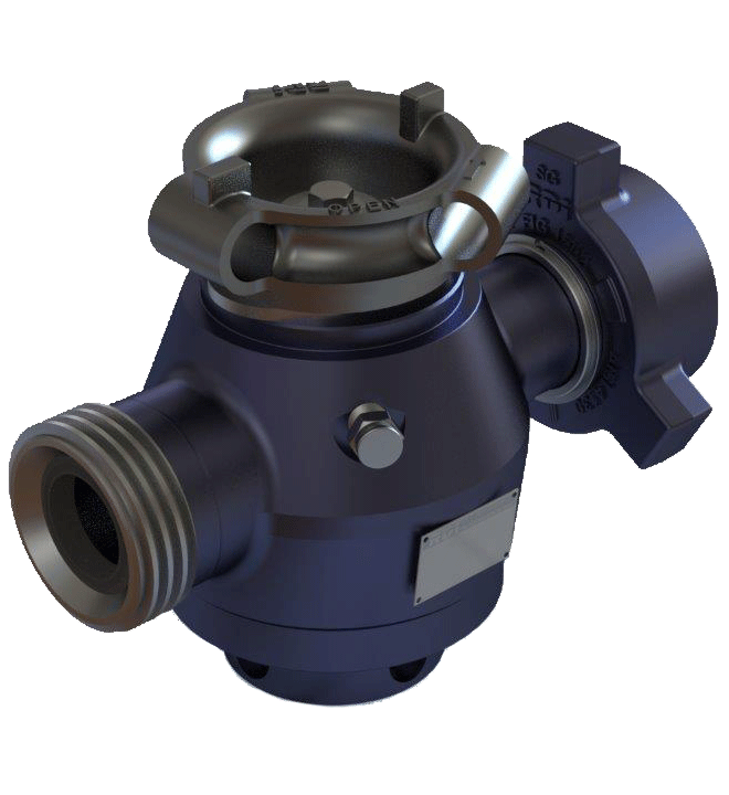 1502 Low Torque Plug Valves Image