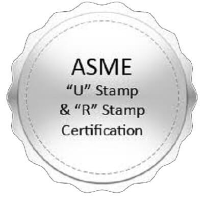 ASME(U) & National Board(R) Stamps